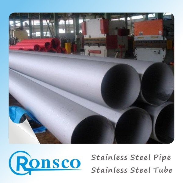 China Manufactures heat resistant pipe grade 1.4835/uns s30815/s30815/253 MA stainless steel alloys round pipe