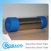 SS304 304 304l 316 Grade 2 Inch Decorative Tube For Balcony Railing Prices Per Kg Stainless Steel Pipe