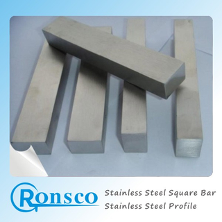 SUS304 304 310 s 316 Jiangsu Sainless Steel Square Bar Rod