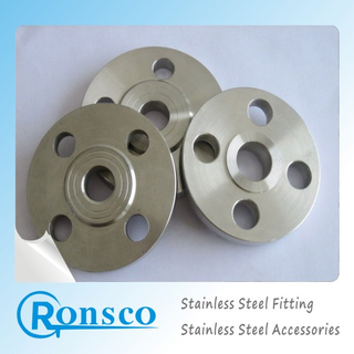 904l Pipe Railing SS Flanges Stainless Steel Flange